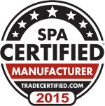 Premium Leisure ranked in the top 10 worldwide of spa and hot tub manufacturers